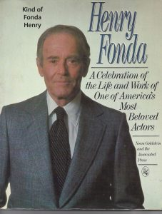 Henry Fonda - a punk epiphany - Stories and Songs