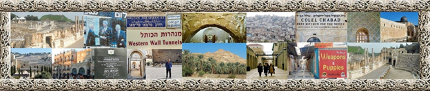 Jerusalem - Not Far Away by Tim Weil - Stories and Songs