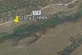 Story Creek aerial view