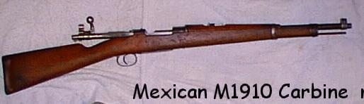 Mexican M1910 Carbine - Jailbreak by Tim Weil - Stories and Songs