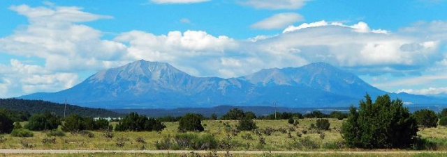Spanish Peaks, Huerfano County